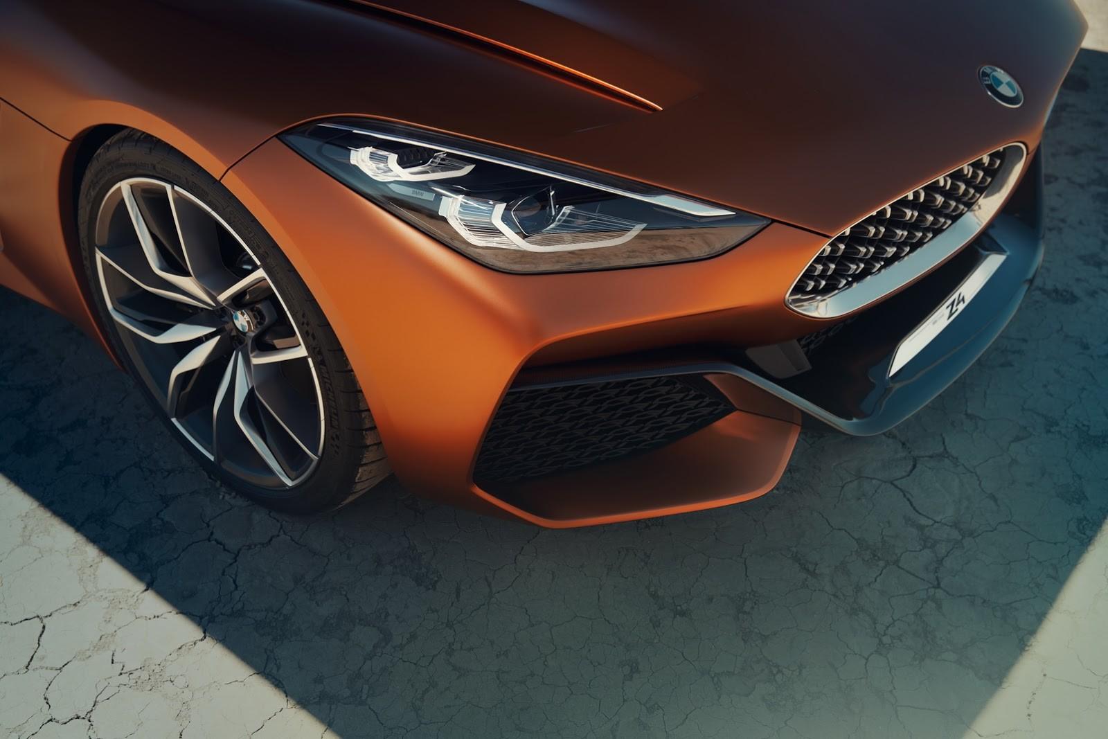 Foto de BMW Z4 Concept (18/19)