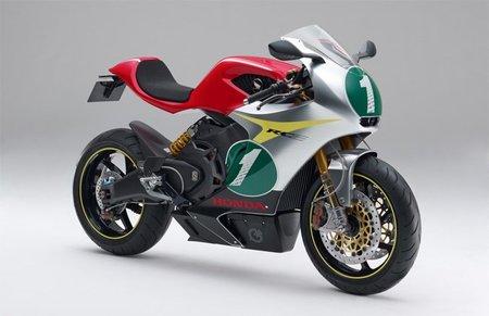 Una nueva versión de la Honda RC-E correrá en la Isla de Man