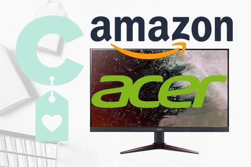 8 monitores Acer rebajados en Amazon, para ahorrar completando tu equipo informático