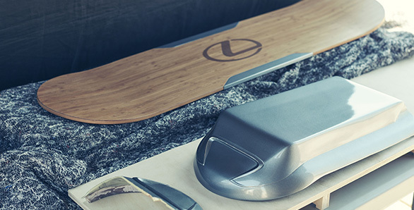Foto de Lexus Hoverboard (1/22)