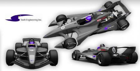 Swift Engineering presenta su propuesta para las IndyCar Series 2012