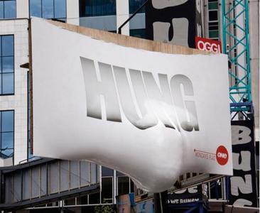 Cómo promocionar la premiere de 'Hung' siendo creativos