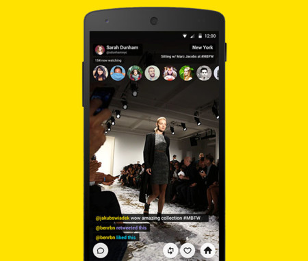 Meerkat Android Ss