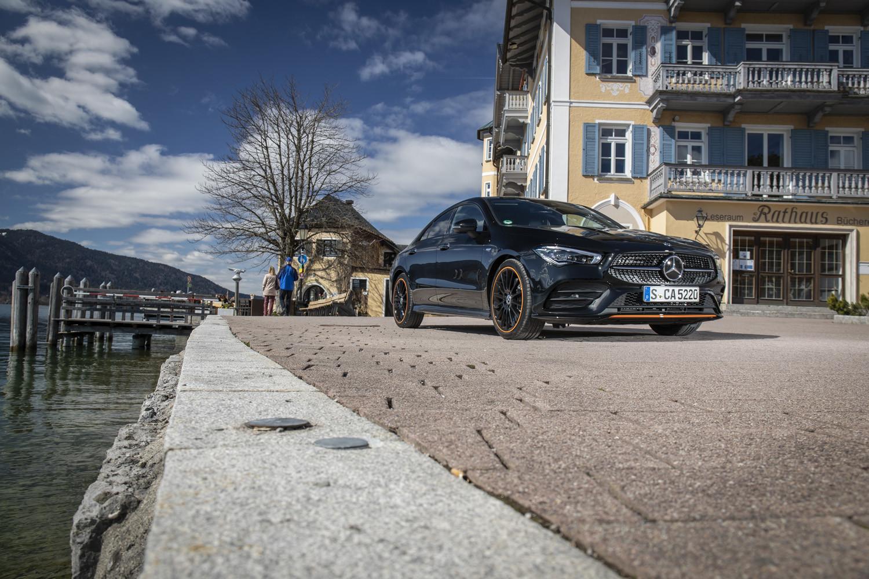 Foto de Mercedes-Benz CLA Coupé 2019, toma de contacto (165/248)