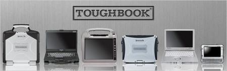 Gama Toughbook de Panasonic, recomendada sólo para entornos de trabajo exigentes