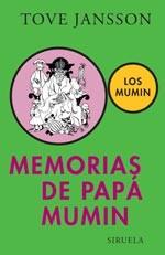 """Libro """"Memorias de Papá Mumin"""""""