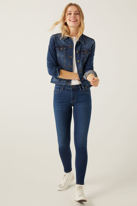 Jeans Air Stretch Push Up