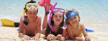 Protectores solares infantiles: cómo funcionan y cuáles son las mejores cremas para bebés y niños