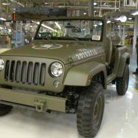Jeep Wrangler 75th Salute, honrando al iniciador de los todoterreno