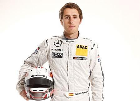 Daniel Juncadella ya tiene un rol en el equipo Mercedes de Fórmula 1