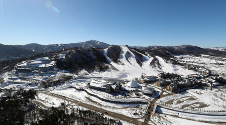 Pyeongchang Corea