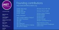 Microsoft anuncia la fundación .NET y libera el compilador Roslyn con licencia Apache