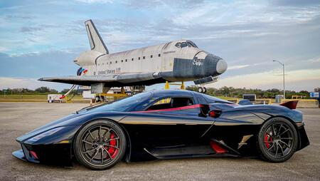 SSCTuatara coche más rápido del mundo
