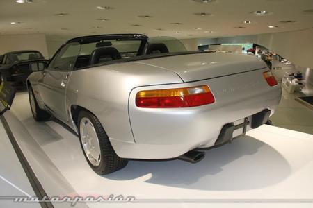 Porsche Museum Top Secret 928 1
