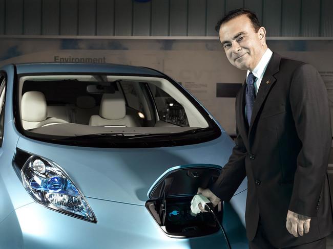 La era Carlos Ghosn termina: Nissan destituye al CEO como presidente y director representativo