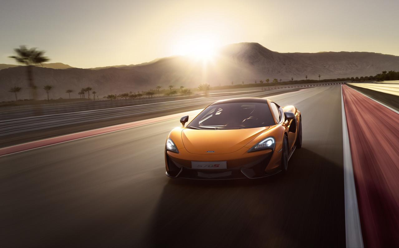 Foto de McLaren 570S Coupé (11/30)