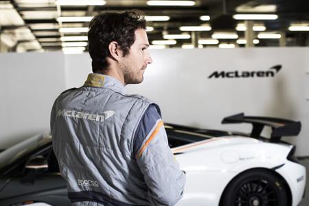 Traje ultraligero de McLaren