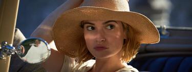 11 looks de Lily James en la nueva adaptación de 'Rebecca' de Netflix que demuestran que el vestuario es un motivo para ver la película