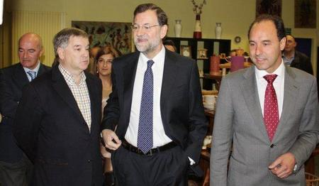 Rajoy, esperando que sea mejor Presidente que candidato