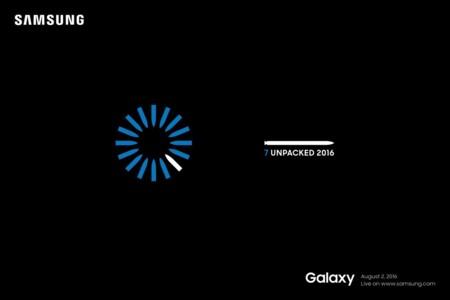Samsung anuncia la fecha de lanzamiento del esperado Galaxy Note 7