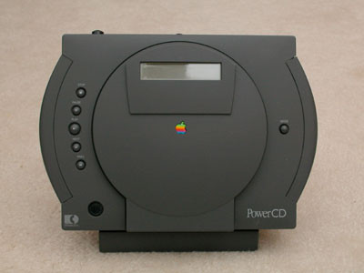 Lanzamientos curiosos de Apple, parte I: PowerCD