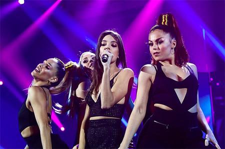 Ana Guerra Gala 12 De Ot 2018