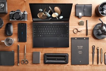 ASUS ZenBook S, ZenBook 14 Ultralight y ZenBook Pro 15: más finos y ligeros, y ahora con procesadores Intel Core de 11ª generación