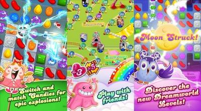 Candy Crush Saga ya disponible para Windows Phone 8.1