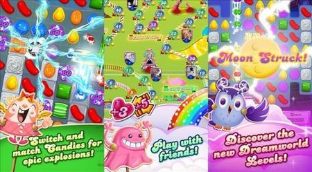 Candy Crush Saga ya disponible para Windows Phone 8.1