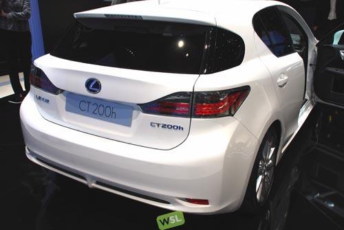 Foto de Embelezzia en la presentación mundial del Lexus CT 200h (13/24)