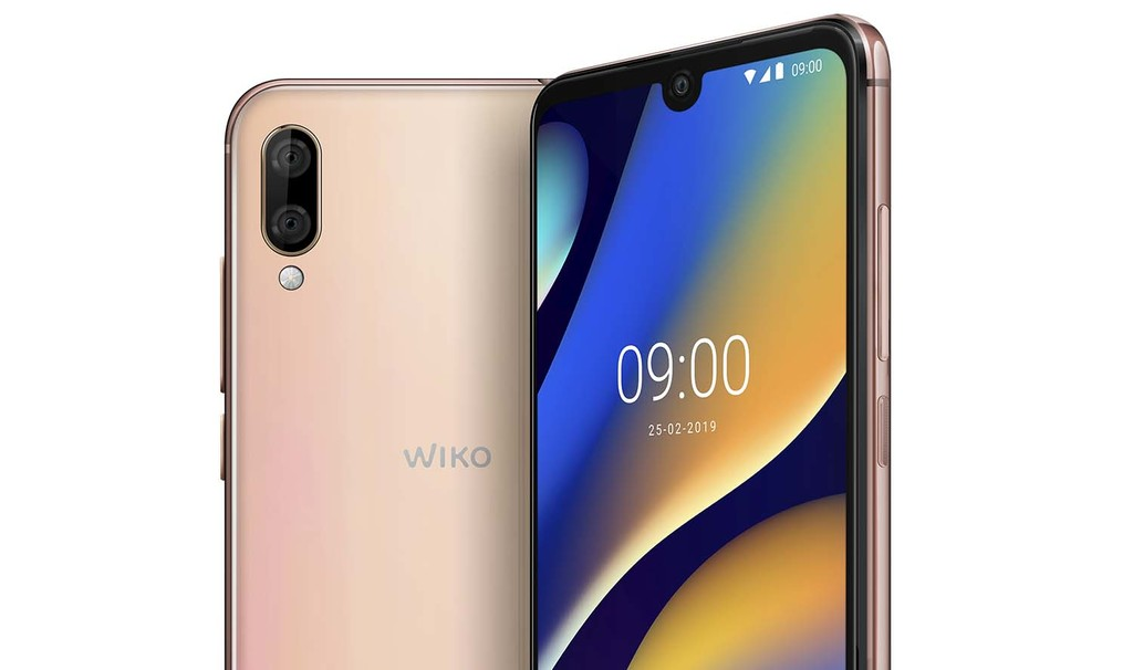 wiko site View 3 Lite: the notch, and the dual camera are becoming essential in the last piece of the puzzle wiko site