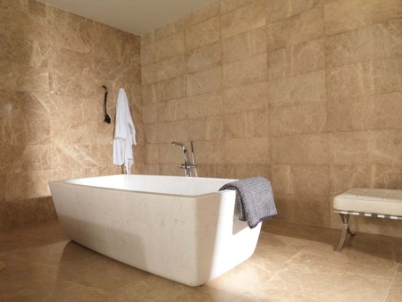 Antic Colonial Porcelanosa Banera Piedra Natural Khoa