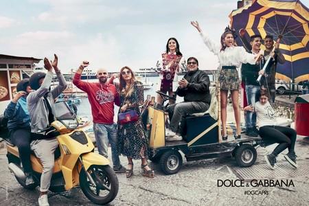 Dolce Gabbana Campana Primavera Verano 2017 Zendaya Thylane Rose Blondeau Sonia Ben Ammar 5