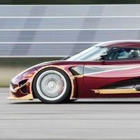 ¡Oficial! Koenigsegg Agera RS es el superdeportivo más rápido del mundo con sus 444.6 Km/h