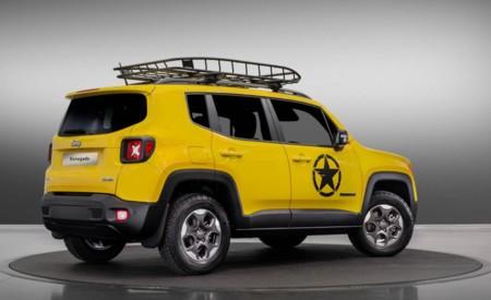 Jeep Renegade MoparONE