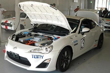 Toyota GT 86 eléctrico. Regreso a Motorpasión Futuro