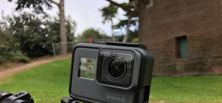 GoPro ya prepara una nueva cámara asequible con la que buscan dominar y adueñarse del mercado de gama baja