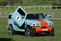 Hummer GT, locuras desde GeigerCars