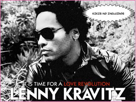 Nuevo disco para Lenny Kravitz
