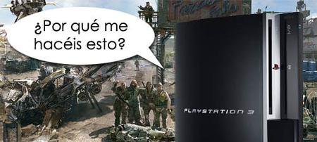 La versión de 'Fallout 3' para PlayStation 3 es peor que la de PC y Xbox 360