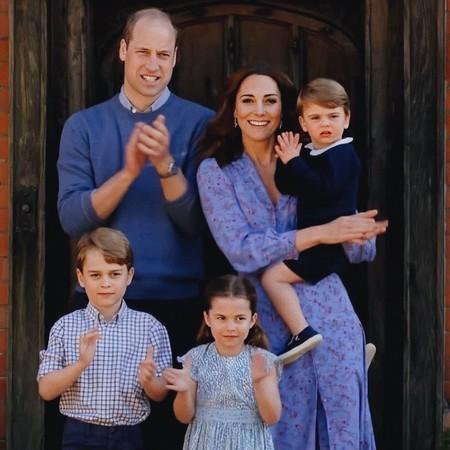 Kate Middleton luce el vestido de flores perfecto de primavera