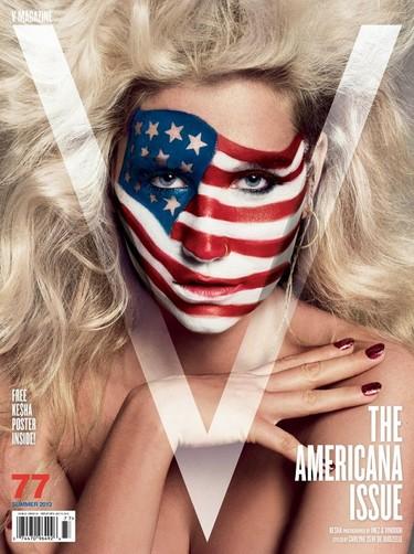 God Bless America, V Magazine y a quien haga falta