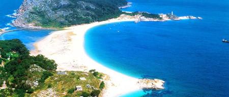 Playa De Rodas Islas Cies Galicia 1