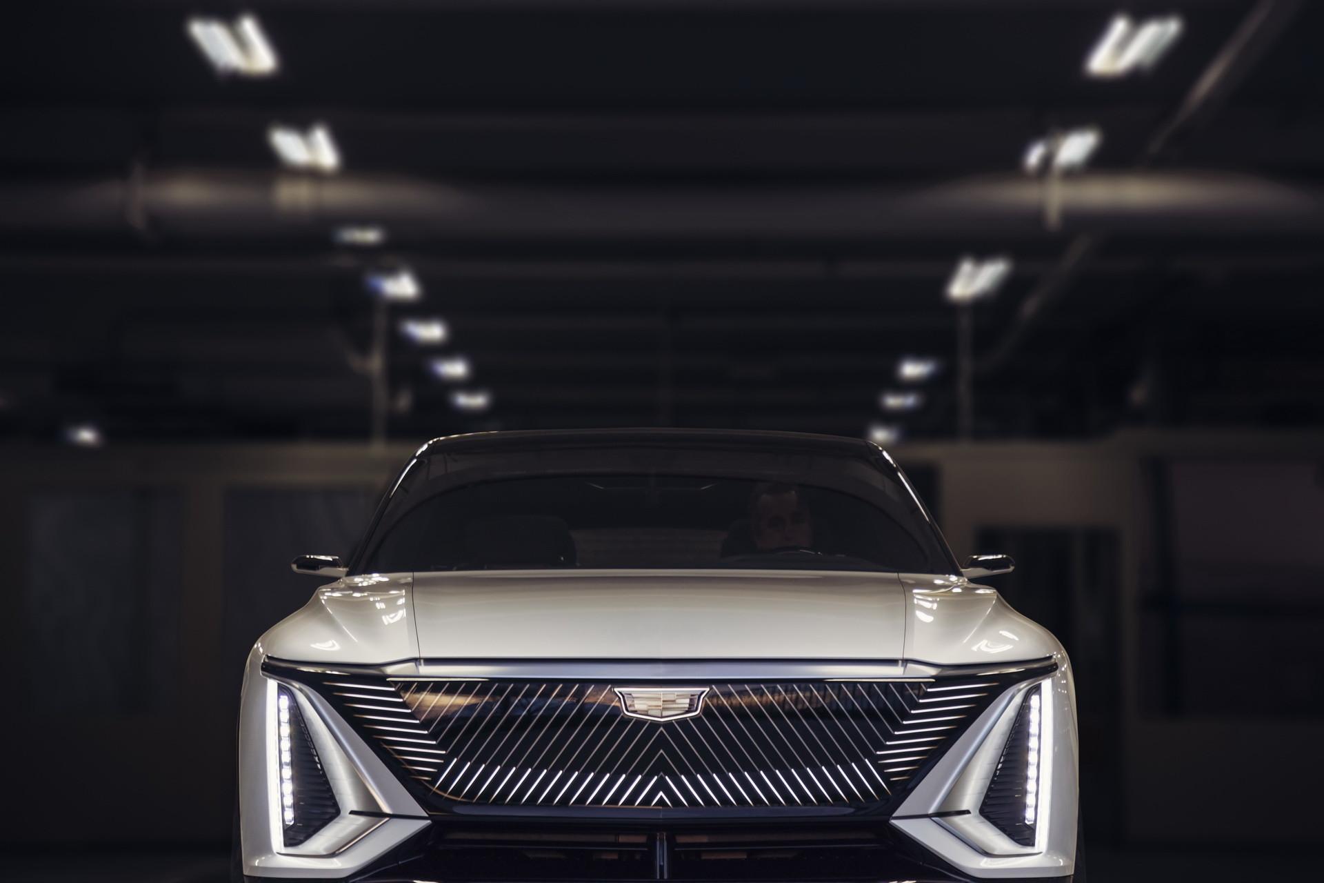 Foto de Cadillac Lyriq (4/23)