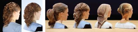 Disney y la Universidad de Zaragoza buscan la captura de pelo perfecta para impresión 3D