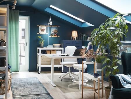 Cómo crear zona de trabajo en casa