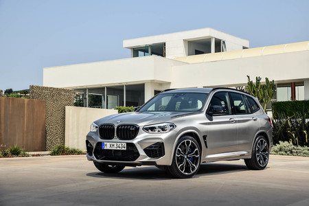 All New Bmw X3 M