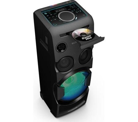 ¡Chollo! Sistema de audio Sony MHC-V50D por sólo 255 euros en Amazon Alemania