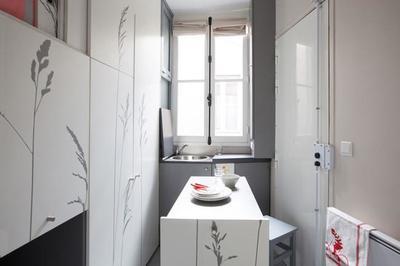 Se puede vivir en ocho metros cuadrados sin perder el estilo