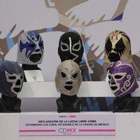 La Lucha Libre ya es considerada como Patrimonio Cultural Intangible en Ciudad de México